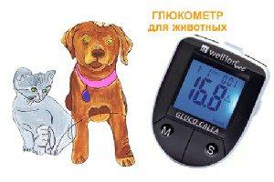 Глюкометр для животных