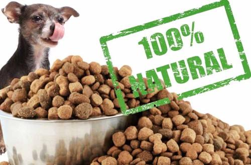 качественный натуральный сухой корм