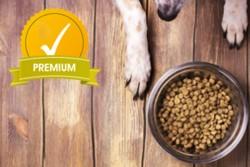 премиум питание собаки