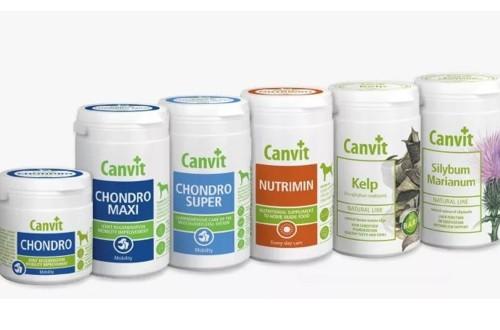 витаминный комплекс канвит
